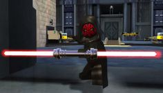 TheMunSession - Gaming Sports Music: LEGO Star Wars Saga Completa Epis I La Amenaza Fan...