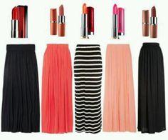 Skirts and Lipstick