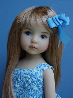 Dianna Effner Little Darling 1 Sandra by Kuwahidolls on Etsy