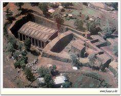 Bete Medhane Alem, Lalibela, Ethiopia