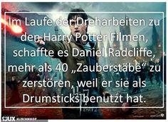 Harry Potter Fakt #2                                                       …