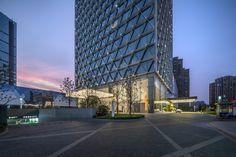 Gallery - Jiangxi Nanchang Greenland Zifeng Tower / SOM - 2
