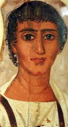 Ritratto funebre 13 - El Fayum