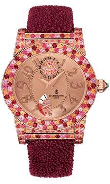 Tondo Rose Gold - de Grisogono Watch