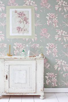 Romantic Floral wallpaper *love*