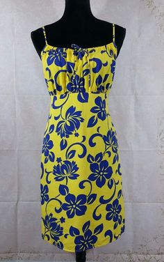 Hilo Hattie 100% Cotton Dress Sz 8 Style 401 Made In Hawaii | Clothing, Shoes & Accessories, Women's Clothing, Dresses | eBay!