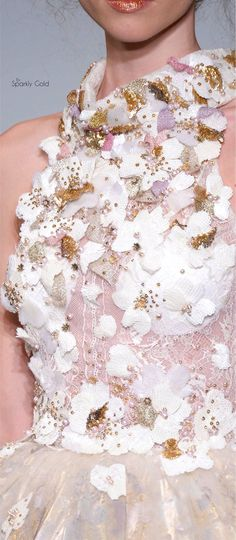 ℳiss Giana's Gorgeous Gowns ♛ ♛    Poppy Pea   Dany Atrache Spring 2016 Couture