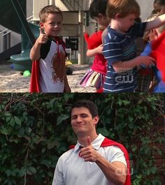 OTH :) so cute and even better knowing that i have Jamie's cape and my sis has Nathan's from the OTH wrap sale :)