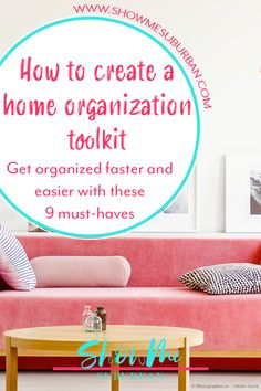 A successful organizing project starts with the right tools for organization. Learn essential organizing tools, plus simple tips and tricks to make the best use of each organizing tool! Organizing Tools, Game Organization, Entryway Organization, Laundry Room Organization, Organizing Your Home, Organized Entryway, Organized Bedroom, How To Organize Your Closet, Home Management Binder