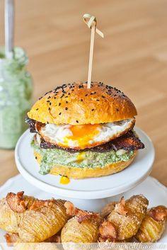 Farm Burger   lecker macht laune
