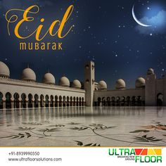 Ultrafloor wishes everyone a very Happy Eid.