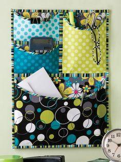 Fabric Storage Ideas
