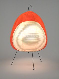 Modern Table Lamp By Isamu Noguchi