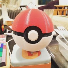 Something we liked from Instagram! I WANNA be the very best...Like no one EVER WAS!  If you'd like to be featured on our page use the hashtag #astroprint  #makersmovement #pokemon #pokeball #disney #makers #maker #3dprinting #3dprint #3dprinter #3dprinted #3d #tech #technology #designer #futuristic #design #makerfaire #siliconvalley #sandiego #startup #art #sanfrancisco #prototyping #3dmodel #creative #creativity #artist #imagination #astroprint by astroprint check us out…