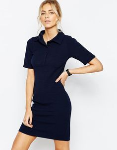 Enlarge Fred Perry Twin Tipped Polo Shirt Dress | Djentel.nl ...