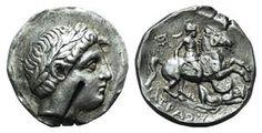 Kings of Paeonia, Patraos (c. 335-315 BC). ...