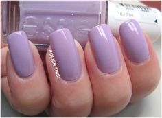 Essie - Bond with Whomever A color for cool skintones