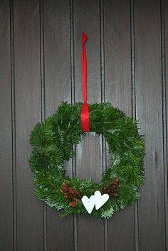 Annas Jul: Dörrkrans
