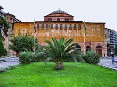 Agia Sofia Church - Thessaloniki - Greece