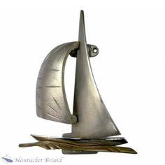 Sailboat Doorknocker