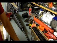 "Daniel Defense M4 Rail 12"" installation for the AR 15 - http://fotar15.com/daniel-defense-m4-rail-12-installation-for-the-ar-15/"