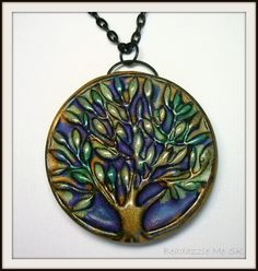 Read my latest Blog post about my Tree of Happiness Pendant:)