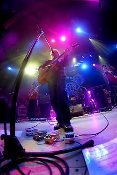 Review: Railroad Earth's first headlining Red Rocks Amphitheatre show