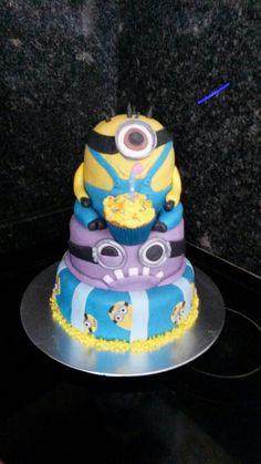 mi villano favorito cake