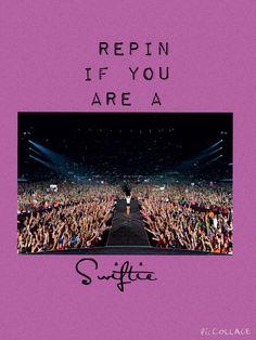Once a Swiftie, always a Swiftie!!!