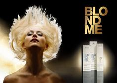 Schwarzkopf Igora Bleach | MANY Ways To Go Blonde . BLO.ND.ME by Schwarzkopf