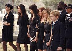 Army Wives- funeral of Jeremy Military Girlfriend, Military Love, Military Spouse, David Burton, Sarah Burton, American Wives, American History, Kim Delaney, Wendy Davis