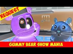 """""""Hamster in the House"""" in G Major (SCARY) Special Request - Gummy Bear Show MANIA - YouTube Watch The Originals, G Major, Gummy Bears, Playlists, Minions, Scary, Animation, Fan, Make It Yourself"""