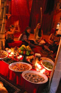 Red Tent Facilitator Course - Learn to Create Fun & Empowering Gatherings for Women