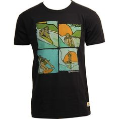 Billabong Mens Shirt Tiles Tar #andydavis