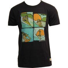 Billabong Mens Shirt Tiles Tar #andydavis