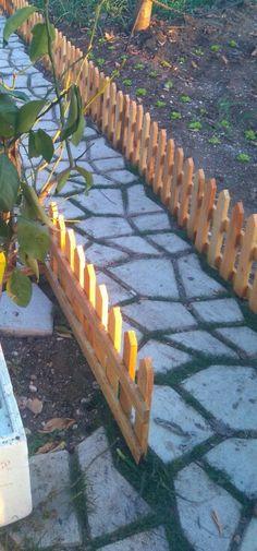Bahçe çit