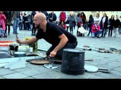 """Dario Rossi """"TECHNO RAVE PARTY mode: ON"""" live @ Piazza del Popolo, Rome - YouTube"""