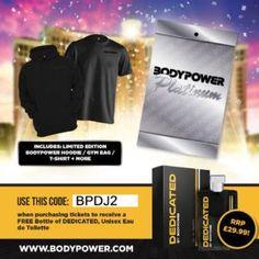 bodypower promo code
