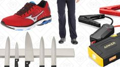 Todays Best Deals: Running Shoes Outdoor Clothes Anker Jump Starter and More