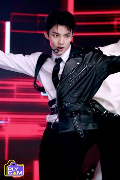 Stage Outfits, Kpop Outfits, Changmin The Boyz, King Picture, Korean Numbers, Chang Min, Pop Photos, Korean K Pop, Beautiful Boys