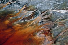 Aerial of Río Tinto, Huelva, Andalucía, Spain 25 amazing images from this year's Travel Photographer of the Year Awards | Travel Feature | Rough Guides