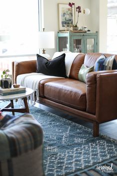 Living Room Furniture - 7 Spring Decorating Ideas for Your Home
