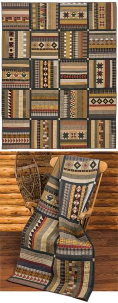 NAVAJO CODE TALKERS QUILT KIT