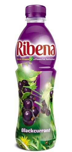 Ribena Blackcurrent   Love...love...love! Produced in my grandfather's hometown of Coleford in the Forest of Dean at the Royal Forest Factory. chw