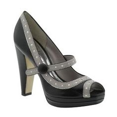 Rosalie's shoes from the first Twilight movie :)