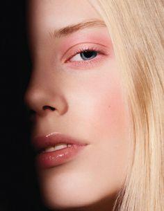 Amalie Schmidt photographed by Armin Morbach for Tush Magazine