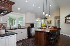 Kitchen Island Pendant Light Fixtures | Kitchen Island Lighting, an Important Component of Kitchen Lighting ...
