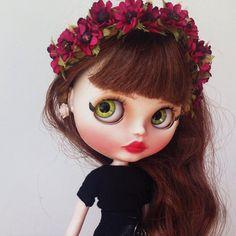 Marien, Custom Blythe
