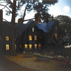 the house of seven gables in salem, massachusetts