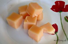 Slimming World Orange Melts | Low Syn Sweets - Meet2Veg